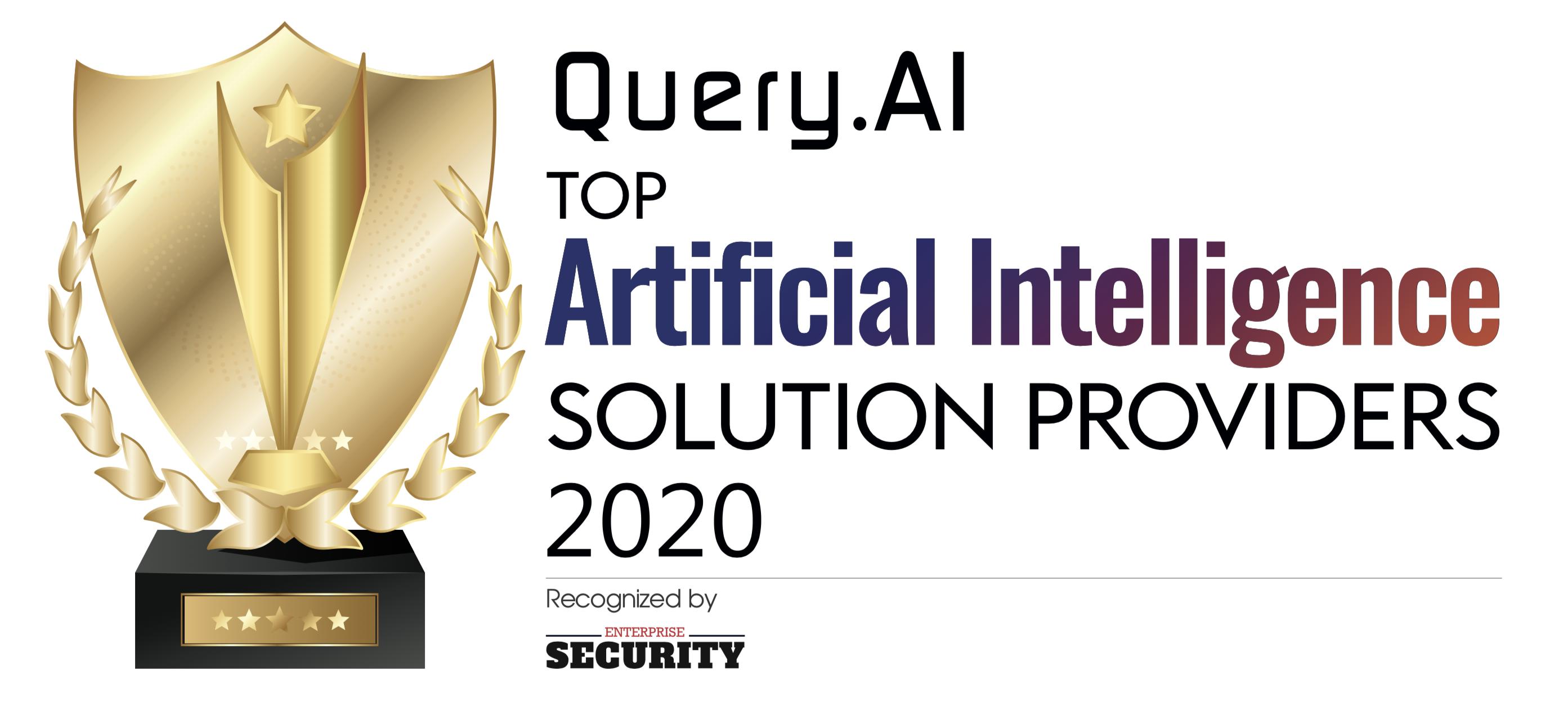 Enterprise Security Magazine: Query.AI Top AI Solution