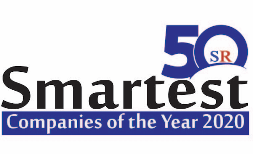 The Silicon Reviews 50 Smartest Companies of the Year 2020 Award